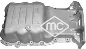 Carter d'huile Metalcaucho 06041 (X1)