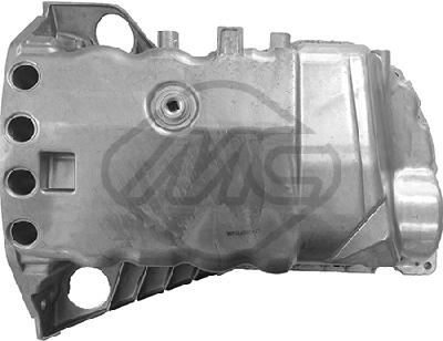 Carter d'huile Metalcaucho 06163 (X1)