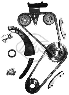 Chaine de distribution Metalcaucho 06175 (X1)