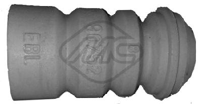 Butee d'amortisseur Metalcaucho 06203 (X1)