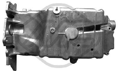 Carter d'huile Metalcaucho 06314 (X1)