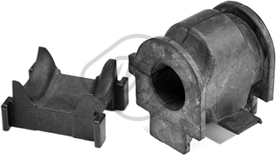Silentbloc de stabilisateur Metalcaucho 06452 (X1)