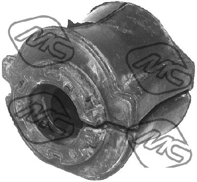 Silentbloc de stabilisateur Metalcaucho 06497 (X1)