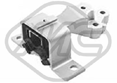 Support moteur/boite/pont Metalcaucho 06808 (X1)