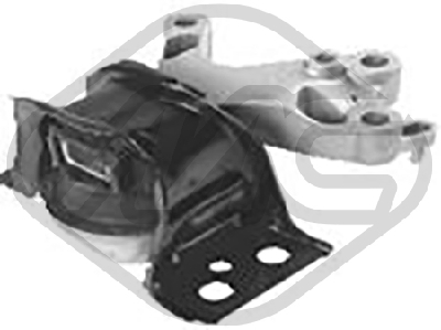 Support moteur/boite/pont Metalcaucho 06813 (X1)