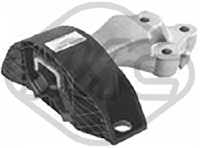 Support moteur/boite/pont Metalcaucho 06815 (X1)