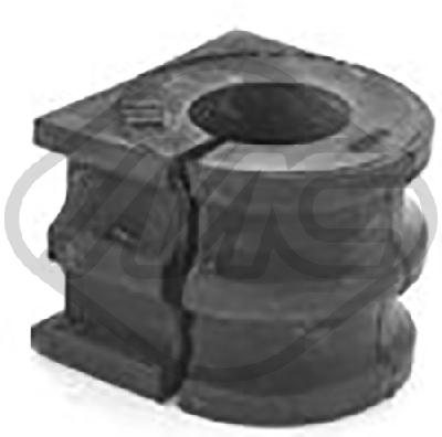 Silentbloc de stabilisateur Metalcaucho 06858 (X1)