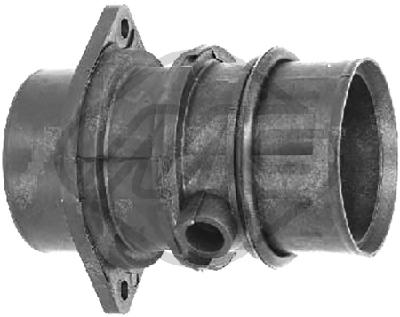 Tuyau d'aspiration, alimentation d'air Metalcaucho 06866 (X1)