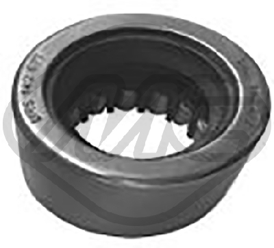 Silentblocs de boite manuelle Metalcaucho 06867 (X1)
