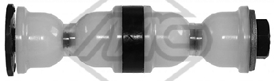 Biellette de barre stabilisatrice Metalcaucho 06984 (X1)
