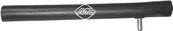 Tuyau d'aspiration, alimentation d'air Metalcaucho 07291 (X1)