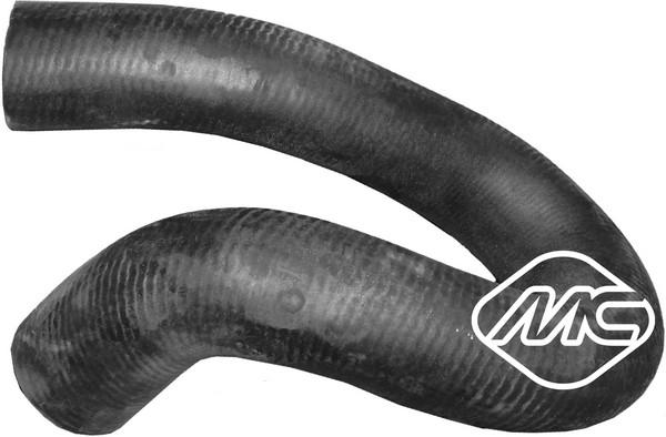 Durites radiateur Metalcaucho 07322 (X1)