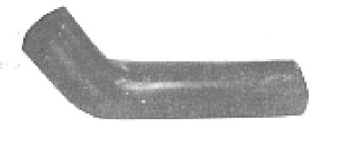Conduite alimentation carburant Metalcaucho 07334 (X1)