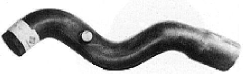 Durites radiateur Metalcaucho 07602 (X1)