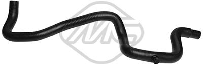 Durites radiateur Metalcaucho 07723 (X1)