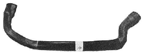 Durites radiateur Metalcaucho 07777 (X1)