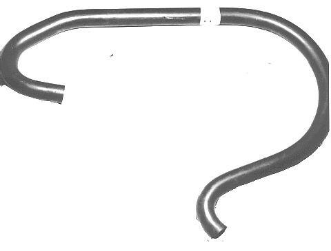 Durites radiateur Metalcaucho 07881 (X1)