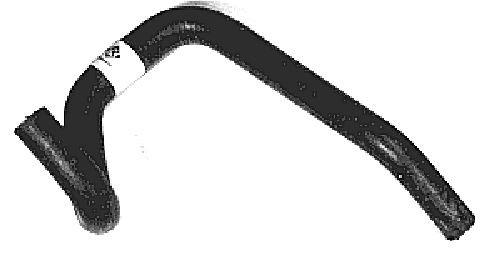 Durites radiateur Metalcaucho 08038 (X1)