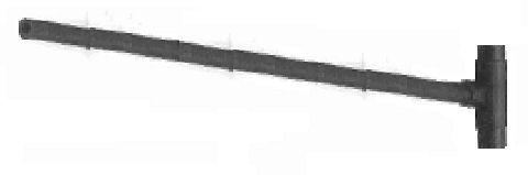 Tube ventilation carter moteur Metalcaucho 08085 (X1)