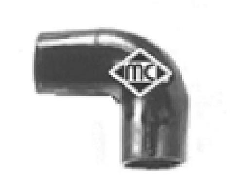 Pieces vanne EGR Metalcaucho 08254 (X1)