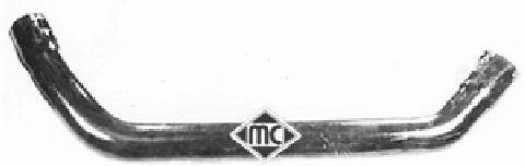 Durites radiateur Metalcaucho 08401 (X1)