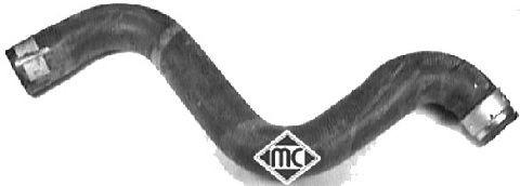 Durites radiateur Metalcaucho 08484 (X1)