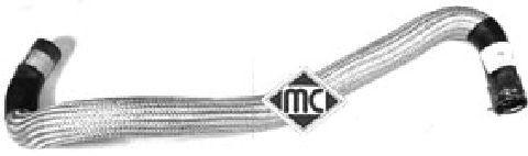 Durites radiateur Metalcaucho 08560 (X1)