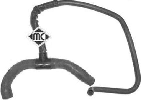 Durites radiateur Metalcaucho 08856 (X1)