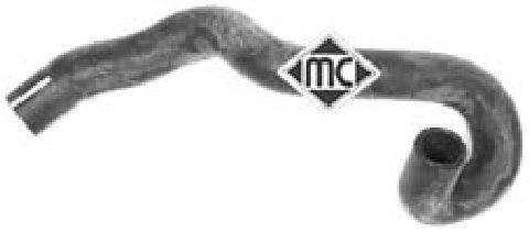 Durites radiateur Metalcaucho 08869 (X1)