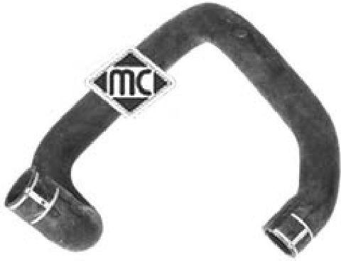 Durites radiateur Metalcaucho 08899 (X1)