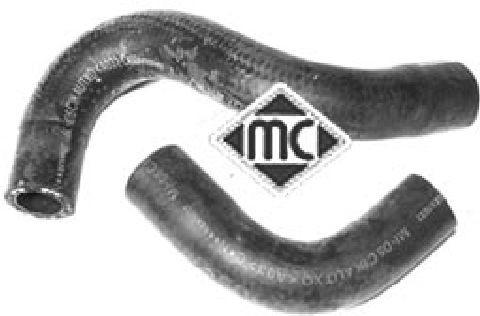 Durites radiateur Metalcaucho 08941 (X1)