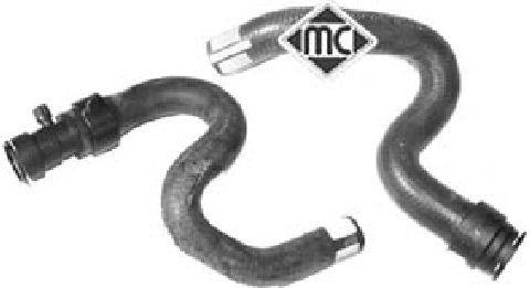 Durites radiateur Metalcaucho 08942 (X1)