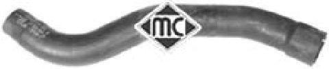 Durites radiateur Metalcaucho 08965 (X1)