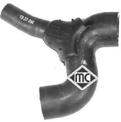 Durites radiateur Metalcaucho 08967 (X1)