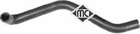 Tuyau d'admission pompe à huile  Metalcaucho 09015 (X1)