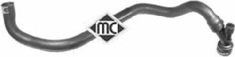 Durites radiateur Metalcaucho 09045 (X1)