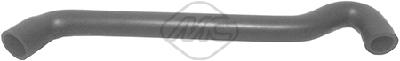 Tube ventilation carter moteur Metalcaucho 09055 (X1)