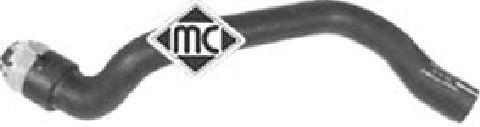 Durites radiateur Metalcaucho 09102 (X1)