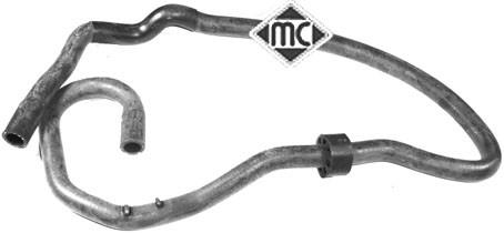 Durites radiateur Metalcaucho 09333 (X1)