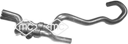 Durites radiateur Metalcaucho 09345 (X1)
