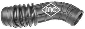 Tuyau d'aspiration, alimentation d'air Metalcaucho 09373 (X1)
