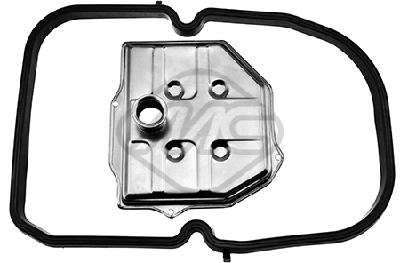 Filtre a huile de boite de vitesse Metalcaucho 21034 (X1)