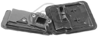 Filtre a huile de boite de vitesse Metalcaucho 21085 (X1)