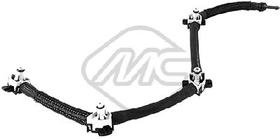 Conduite alimentation carburant Metalcaucho 33029 (X1)