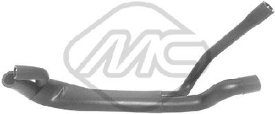 Tube ventilation carter moteur Metalcaucho 35005 (X1)