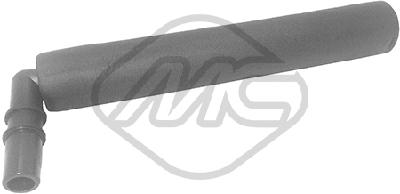 Tube ventilation carter moteur Metalcaucho 35007 (X1)