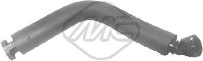 Tube ventilation carter moteur Metalcaucho 35008 (X1)