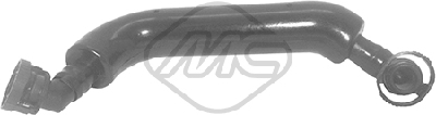 Tube ventilation carter moteur Metalcaucho 35035 (X1)