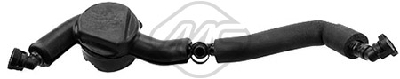 Tube ventilation carter moteur Metalcaucho 35038 (X1)