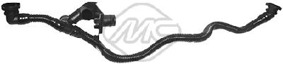 Tube ventilation carter moteur Metalcaucho 35047 (X1)